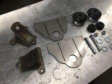 SBC Motor Mount Kit - Universal Hot Rod Rat Off-Road - Small Block Chevy