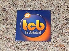 New & Sealed TCB The Chatterband '06 2006 Audio CD Newett Martone Disc Makers