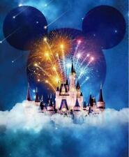 5D Diy Diamond Painting Cross Stitch Cartoon Disney Mickey Full Square Diamond