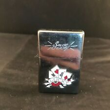 Sailor Jerry Lucky Lighter Limited Edition 2007 Playing Cards & Poker Chips