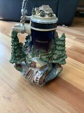 WW Team Limited Edited Garantie Beer Stein with Alpine Man