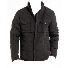 Lenny & Loyd 12240 C Chester Doudoune Hiver Homme Noir sans capuche Taille S