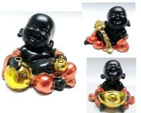 New 7cm Cute Buddha Money Monk Cute Bronze Buddha Monk Home Décor Gift