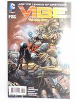 Vibe #2 - DC - Comic # 2A51