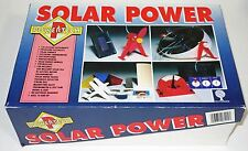 Very Rare Vintage Powertech Solar Power Kit (X12654-WH06*A)