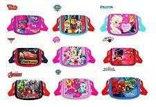 Children Boys Girls Kids Shoulder Messenger School Travel Book Bag courier bag