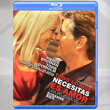 Todo Lo Que Necesitas Es Amor - Love Is All You Need - Blu-ray Región A, B, C