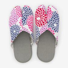 Tabi Slippers Ninjya SOU SOU KYOTO Room Shoes Kiku Japanese Traditional New