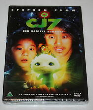 Stephen Chow CJ7  - Jiao Xu - DVD - NEW WITH SEALED BOX