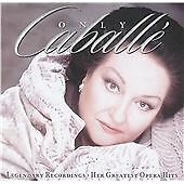 Caballe,Montserrat - Only Caballe /3