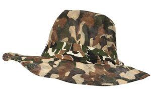 Camo Straw Sun Hat Camouflage Unisex Size Festival Summer Beach New Mens Ladies