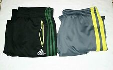 LOT (2) Mens XL Adidas Portland Timbers Soccer athletic training pants Climalite