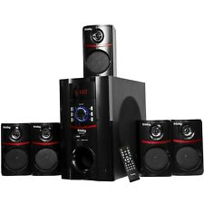 Frisby Home Theater 5.1 Surround Sound System with Bluetooth Media Streaming