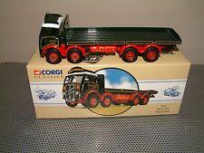 "CORGI 97940 ERF Flatbed""Eddie Stobart"""