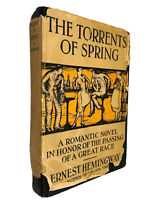The Torrents of Spring - FIRST EDITION - 1st Printing - Ernest HEMINGWAY 1926