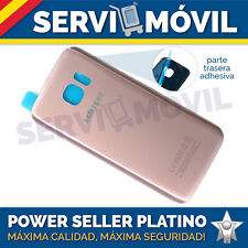 Tapa Batería Rosa para Samsung Galaxy S7 G930f bateria carcasa Back cover Pink