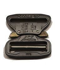 """Buckle + black Xl Clips Fc50Mvf-Xb AustriAlpin 50mm / 2"""" Matt Black Cobra"""