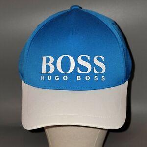 Hugo Boss Logo Cap Light Blue, White (Brand new)