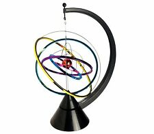 Galaxy Orbit Kinetic Decor Desktop Display Gift Set Art Science Kit New