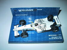 Minichamps F1 1/43 WILLIAMS BMW FW21 MICHELIN TEST CAR 2000 LIMITED EDITION