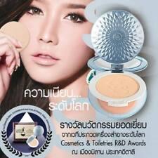 Thailand Mistine Super Star Award Powder Foundation SPF25 PA++S2 for Medium skin