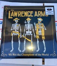 THE LAWRENCE ARMS 2018 Tour Edition Limited Release WATCOTW VINYL VHTF OOP RARE