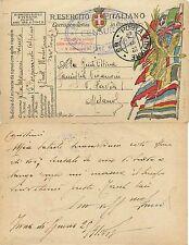 240 - Regno - Posta militare 65 + 5° reggimento Alpini (Morbegno), 27/09/1918
