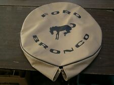 NOS OEM Ford Bronco Spare Tire Cover 1978 1979 1980 1981 1982 1983 1984 1985 +++
