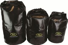 Highlander Tri-Laminate Dry Bags 16, 29 & 44 L waterproof Canoe Kayak Kit Bag