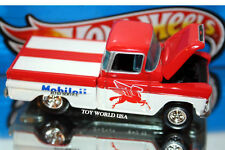 2002 Hot Wheels '58 Chevy Apache Mobiloil Exclusive Limited Edition