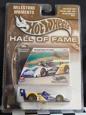 Hot Wheels Hall of Fame Milestone Moments 96 Daytona 24 Hour Riley & Scott MKIII