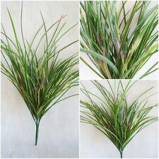 Grasbusch H 45 cm / Dekogras künstliches Gras Kunstgras Kunstpflanzen Grasbündel