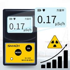 Rg1000 Rechargeable Geiger Counter Radiation Detector Nuclear Dosimeter ot16