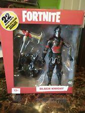 Fortnite BLACK KNIGHT DELUXE 7-INCH ACTION FIGURE McFarlane Toys Marvel Legends