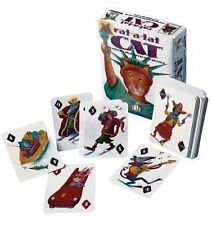 Rat-a-Tat Cat: Numbers Card Game with Cats by Gamewright -Ages 6+ 2-4 players