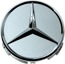 Genuine Wheel Cap fits 1998-2016 Mercedes-Benz CL600 E350 CL65 AMG  WD EXPRESS