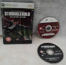 Stranglehold (Edición de Coleccionistas, Libro De Acero) (Microsoft Xbox 360, 2007)