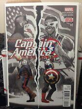 Sam Wilson Captain America # 2 - 2015