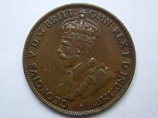 Australia Half Penny 1924           15