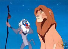 Disney Store presale Lithograph The Lion King 1995 Mint