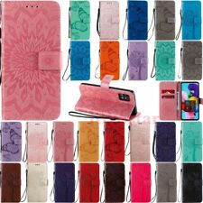 For Samsung A51 A71 A41 A31 A21 A21s A11 Magnetic Flip Wallet Leather Case Cover