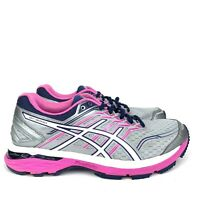 Asics GT-2000 5 Athletic Womens Running Shoes Pink Silver Womens size 6.5