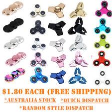 Hand Finger Spinner Fidget Toys Kids Children Adults Stress Relief Random Model