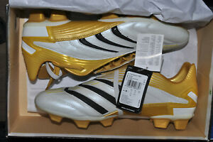 2005 Adidas Predator Absolion gold TRXF 749165 43 1/3 WM 2006 Fußballschuhe NEU