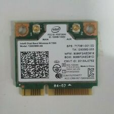 HP 717381-001 Intel Dual Band Wireless-N WiFi Card 7260HMW AN