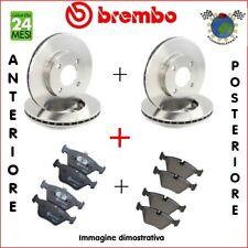 Kit Dischi e Pastiglie freno Ant+Post Brembo JEEP CHEROKEE bct