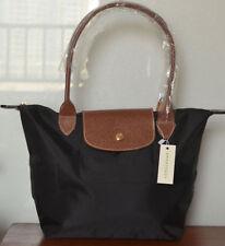 NEW Longchamp Le Pliage Black tote bag Small