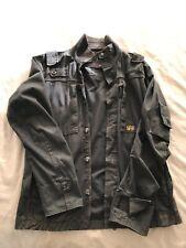 G Star Mens XL Black Jacket