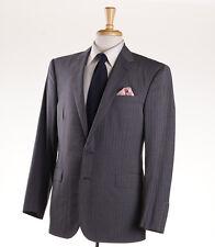 NWT RALPH LAUREN PURPLE LABEL 'Anthony' Gray Year-Round Wool Suit Slim 42 R