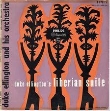 "Duke Ellington's Liberian Suite-Philips-B 07.611 R- 10""-1952-france"